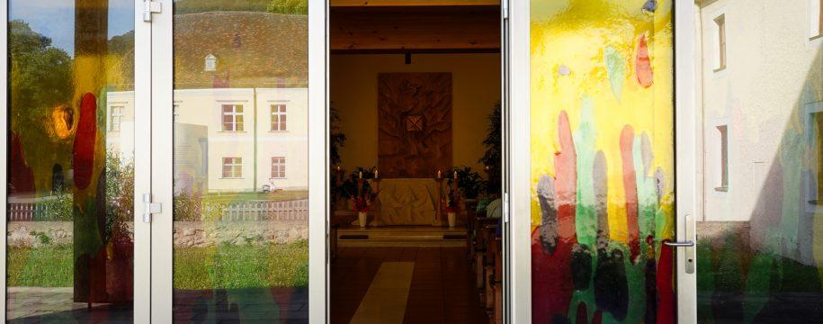 2018.07.09. - Montagsmesse Eingangstuer_foto_e_fuerst-02154